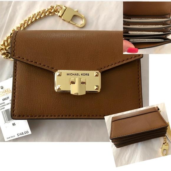 Michael Kors Handbags - Michael KORS Wallet Accordion Kinsley NWT
